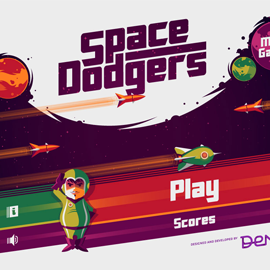 Space Dodgers